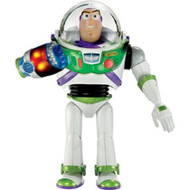 Buzz Lightyear Fala + 50 Frases Ultimate Action - Mattel