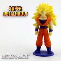Boneco Miniatura Dragon Ball Z Unidade Aniversario