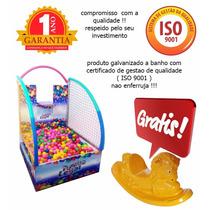 Tombo Legal +1500 Bolas + Cavalinho+tatame Eva