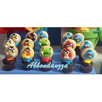 Galletas Decoradas Mamuts Bubulubus Angry Birds