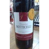 Vinho Tinto Seco Fino Botticelli Cabernet Sauvignon (750ml)