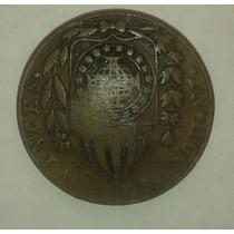 Brasil 1831 - Moneda 40 Centavo Petrus I D G Const Imp Et...