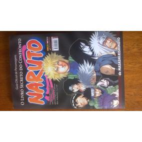 1º Databook De Naruto (editora Panini)