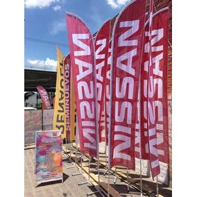 Banderas Publicitarias Flag Banner Sublimacion
