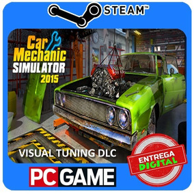 Car Mechanic Simulator 2015 - Visual Tuning Dlc Steam Global