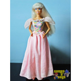 Barbie Princesa Borboleta Mattel Butterfly Princess Anos 90