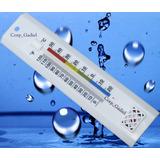Termometro Ambiental Analogo. Incubadoras Y Paredes.