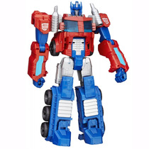 Transformers-cyber 11 Optimus Prime B1293 Hasbro B0759