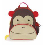 Mochila Infantil Passeio Macaco Skip Hop Monkey