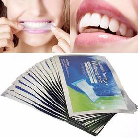 Clareador Dental Kit Fita Branqueadora Dente Whitestrips S01