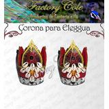 Corona Para Eleggua Eshu Santeria Factorycole Tienda Virtual