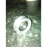Polea Tensora Acanalada De Aluminio De Corsa