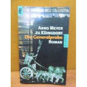 Livro processamento de polmeros arno blass frete grtis livros no livro die generalprobe arno meyer zu kingdorf fandeluxe Gallery