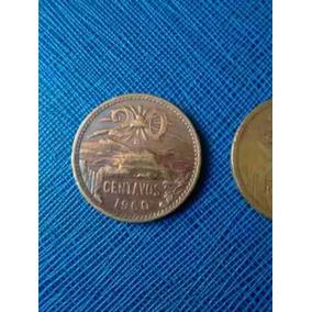 20 Centavos De 1960, Barata
