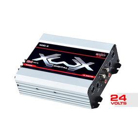 Modulo Digital Boog Xwx 400.4 Canais 24v Caminhão Onibus