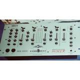 Mezcladora / Mixer Fussion 4 Canales