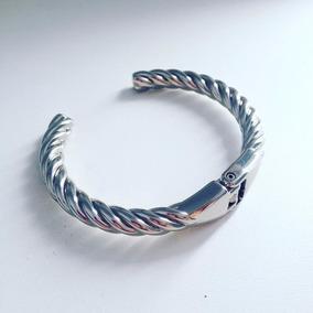 Bracelete Viking Prata Ragnar Drakkar Artes
