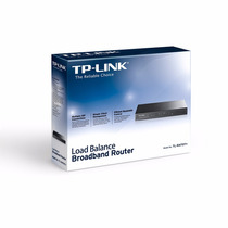 Roteador Tl-r470t+ 2 Portas Wan+ 3 Lan - Load Balance