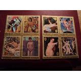 Ajman, Serie Completa Pinturas De Desnudos