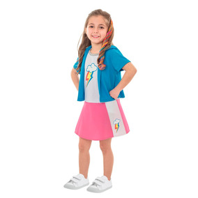 Disfraz My Little Pony Pinkie Pie Rainbow Dash Originales