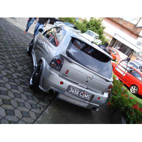 Defensa Trasera Chevy C2 2004-2007 Porsche