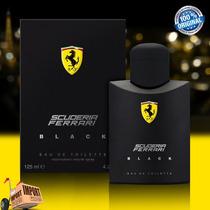 Perfume Scuderia Ferrari Black 125ml 100% Original Importado