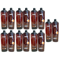 Kit C/ 7 Escova Progressiva C/ Argan Oil 1005 Liss Mega Up