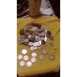 147. Monedas Bicentenario 5 Pesos, 8 Monedas 10 Pesos, 2 20