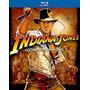 Cuadrilogia Indiana Jones Bluray