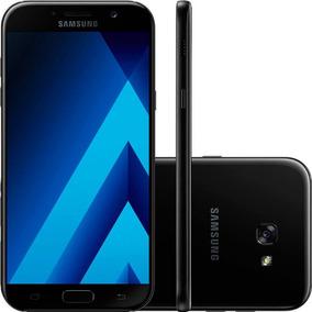Smartphone Samsung Galaxy A7 2017 Preto 5,7 32gb Dual Chip