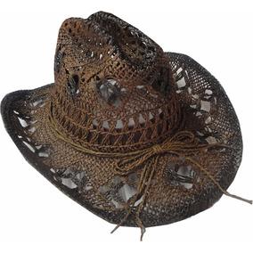 Chapéu Cowtryn Cowboy Feminino Praia Ou Festa Routeiu!
