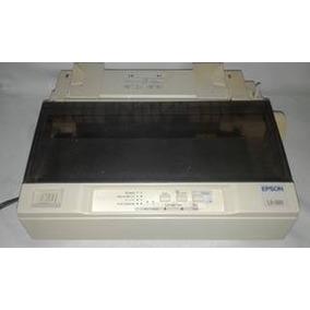 Impressora Lx 300 Matricial + Cabos + Estabilizador Grátis
