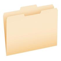 Carpetas De Archivos Pendaflex Essentials, Tamaño Carta, 1/