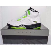 Zapatillas Nike Jordan Retro 5 Quai 54 100% Originales