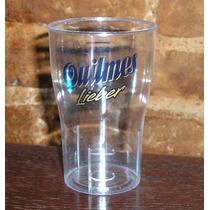 Vaso Plastico Promocion Cerveza Quilmes Lieber