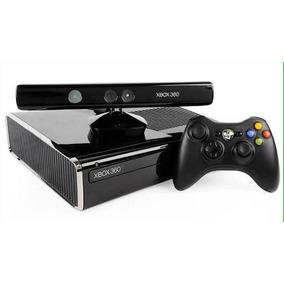 Vendo Xbox 360 Con Kineck Y 10 Juegos