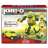 Kre-o Transformers Bumblebee Hasbro Original!!!