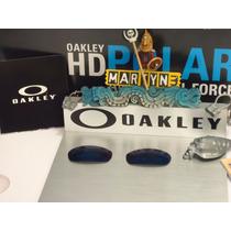 Micas Para Lentes Oakley Squire Wire Ice Titanium Iridium