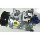 Compresor Aire Acond.vw Amarok Original 7e0820803a S/polea
