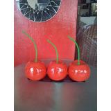 Cerezas Frutas Decorativas Para Centros De Mesa
