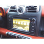 Central Multimidia M1 Smart Fortwo 2009 2010 Nada Adapta