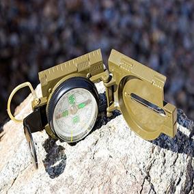 Mejor Compás De Lensatic Militar Para Fácil Nav Envío Gratis