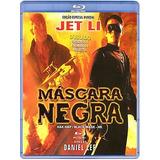 Máscara Negra / Jet Li / Blu-ray