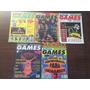 Revistas Action Games $50 Cada Una. Mortal Kombat 4 Y Más!!