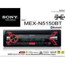 Toca Cd Sony Xplod Mex-n5150bt Bluetooth Usb 55w X 4 Color