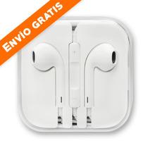 Audifonos Earpods Manos Libres Iphone 5 5s 6s 6 Plus 7 7plus