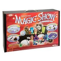Ideal 100-trick Espectacular Show De Magia Maleta