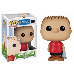Boneco Funko Pop Animation - Linus Van Pelt - Snoopy