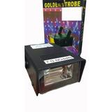Mini Flash Led Strobe 24 Leds Velocidad Graduable Discoteca