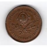 Federico De Brandsen 1890 Medalla Guerrero De La Independenc